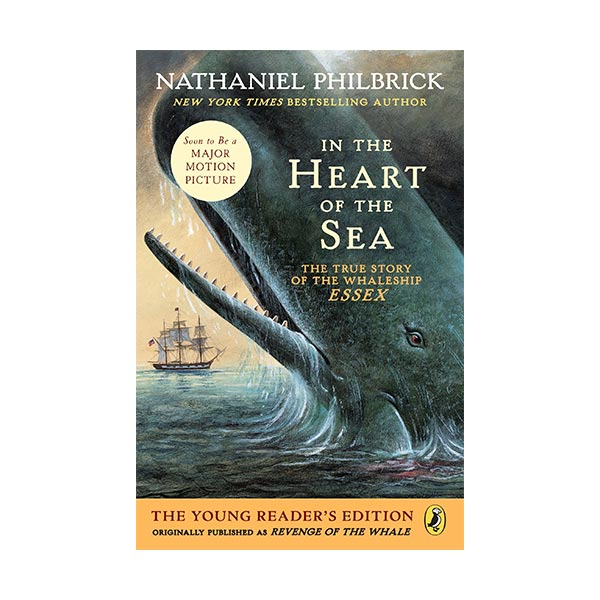 Young Readers Edition : In the Heart of the Sea (Paperback)