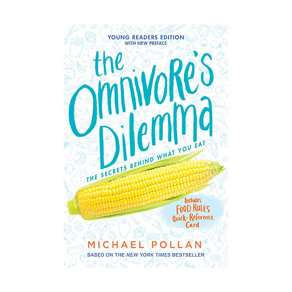 Young Readers Edition : The Omnivore's Dilemma (Paperback)