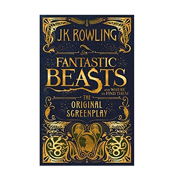 Fantastic Beasts and Where to Find Them : The Original Screenplay (Hardcover)