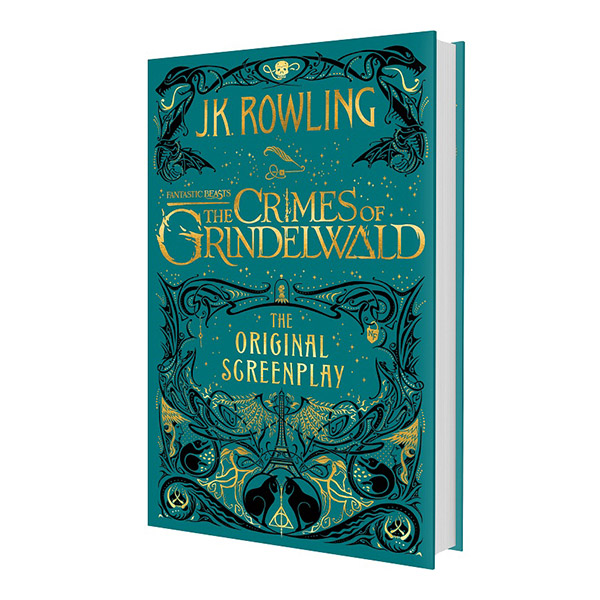 Fantastic Beasts The Crimes of Grindelwald - The Original Screenplay (Hardcover, 영국판)