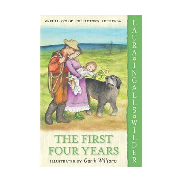 Little House Series #9 : First Four Years (Paperback,Full Color Collectors Edition)