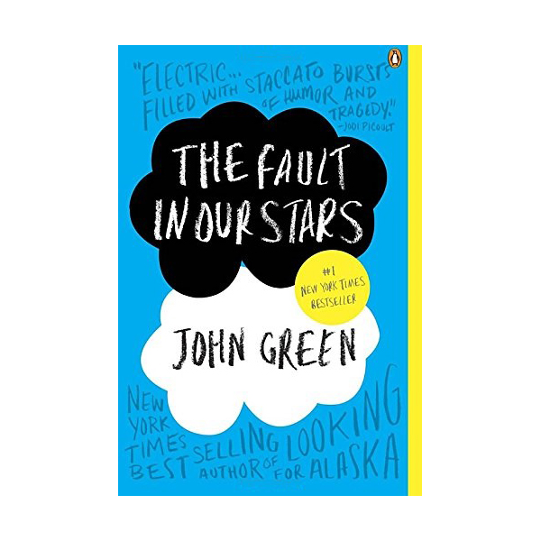 [모닝캄 2012-13 위너] RL 5.5 : The Fault In Our Stars (Paperback)