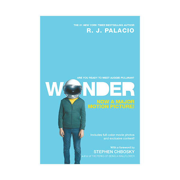 [모닝캄 2013-14] Wonder (Paperback, Movie Tie-In)