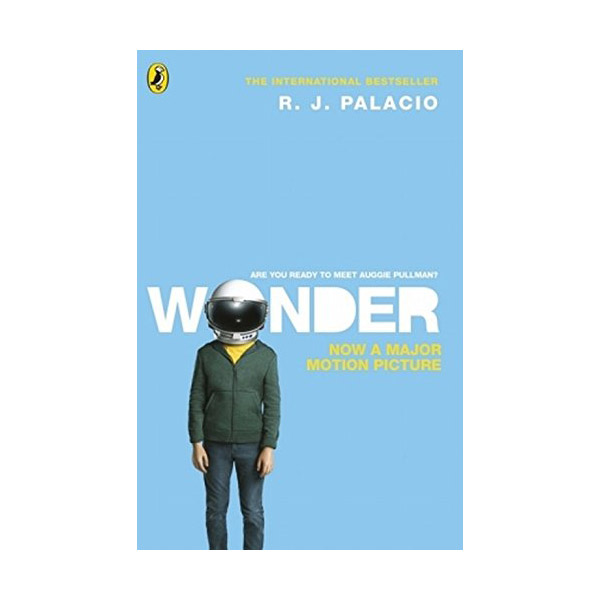 [모닝캄 2013-14] Wonder (Paperback, Movie Tie-In, 영국판)