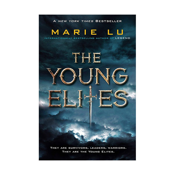 [모닝캄 2015-16] The Young Elites #01 : The Young Elites  (Paperback)