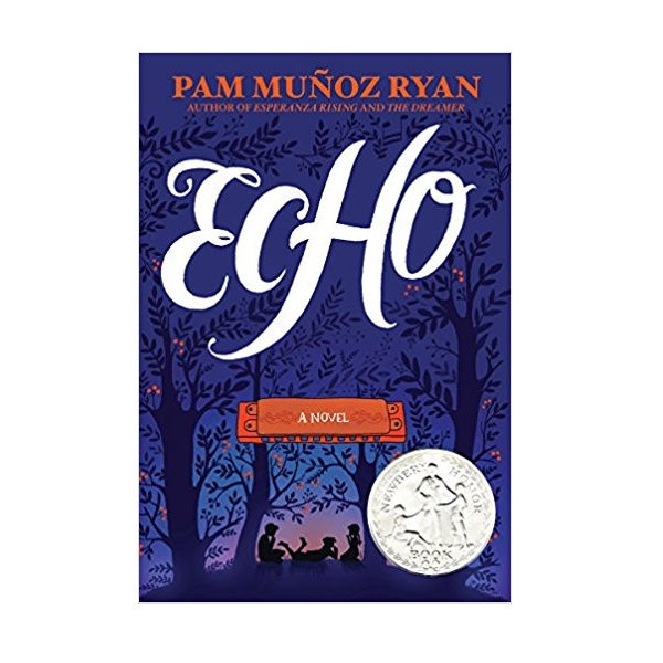 [모닝캄 2016-17] RL 4.9 : Echo (Hardcover, 2016 Newbery)