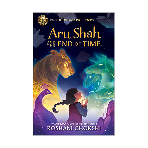 [모닝캄 2018-2019] RL 4.7 : Pandava #01 : Aru Shah and the End of Time (Paperback)