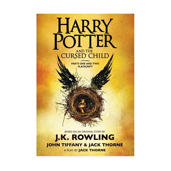 [미국판] RL 3.9 : Harry Potter and the Cursed Child - Parts I & II : 저주받은 아이 (Paperback)