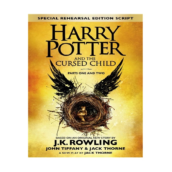 [영국판] RL 3.9 : Harry Potter and the Cursed Child - Parts I & II : 저주받은 아이 (Hardcover)