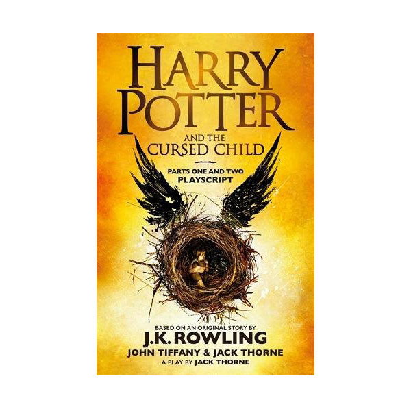[영국판] RL 3.9 : Harry Potter and the Cursed Child - Parts I & II : 저주받은 아이 (Paperback)