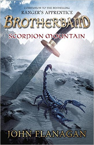 RL 6.1 : Brotherband Chronicles Series #5 : Scorpion Mountain (Paperback)