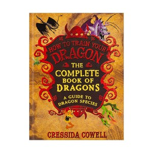 RL 6.7 : The Complete Book of Dragons : A Guide to Dragon Species (Hardcover)