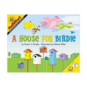 RL 2.0 : MathStart Level 1 : A House for Birdie (Paperback)
