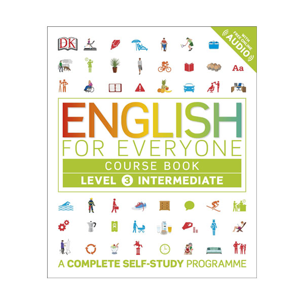 English for Everyone : Course Book Level 3 Intermediate (Paperback, 영국판)