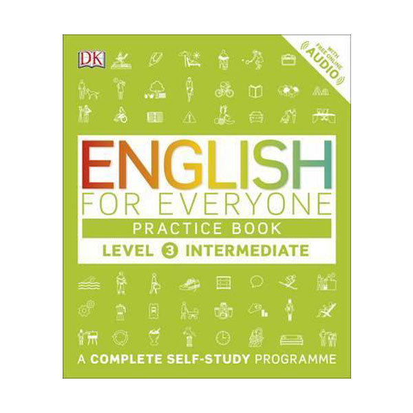 English for Everyone : Practice Book Level 3 Intermediate (Paperback, 영국판)
