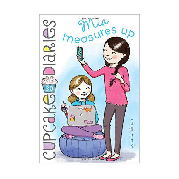 RL 4.0 : Cupcake Diaries #30 : Mia Measures Up (Paperback)