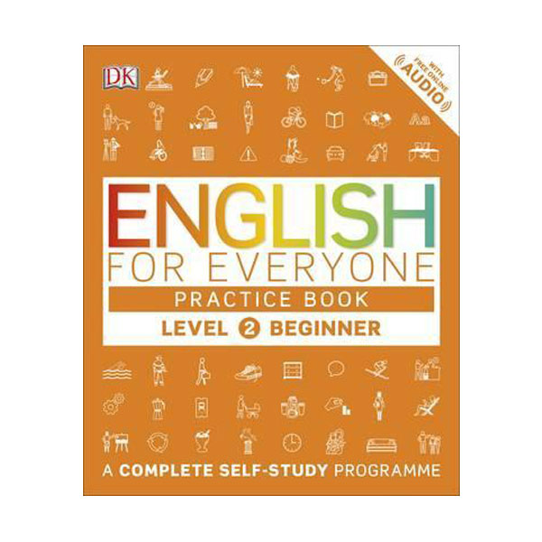 English for Everyone : Practice Book Level 2 Beginner (Paperback, 영국판)