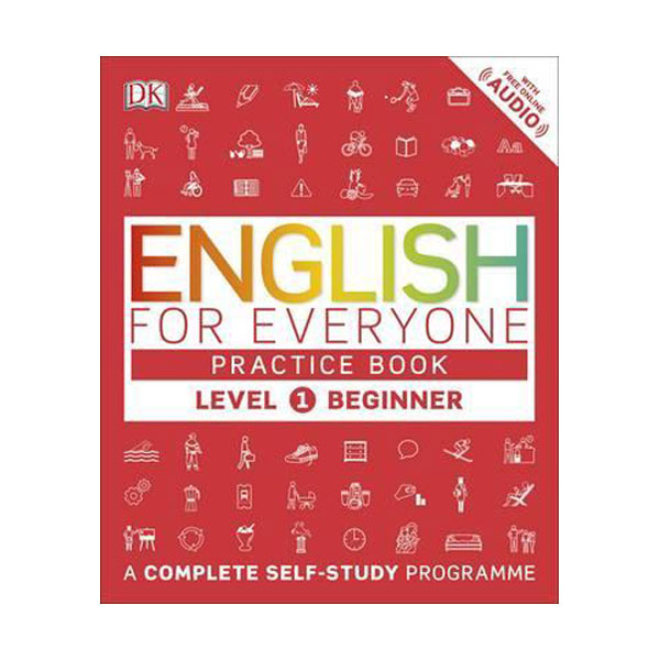 English for Everyone : Practice Book Level 1 Beginner (Paperback, 영국판)