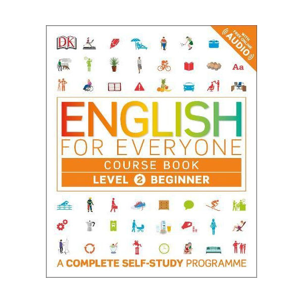 English for Everyone : Course Book Level 2 Beginner (Paperback, 영국판)