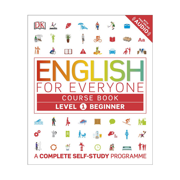 English for Everyone : Course Book Level 1 Beginner (Paperback, 영국판)