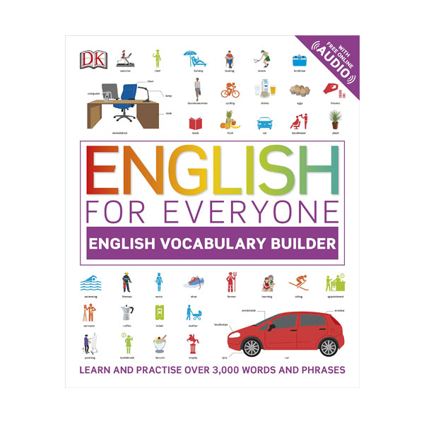 English for Everyone : English Vocabulary Builder (Paperback, 영국판)