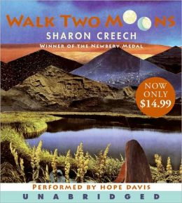 RL 4.9 : Walk Two Moons (Audio CD, Unabridged)