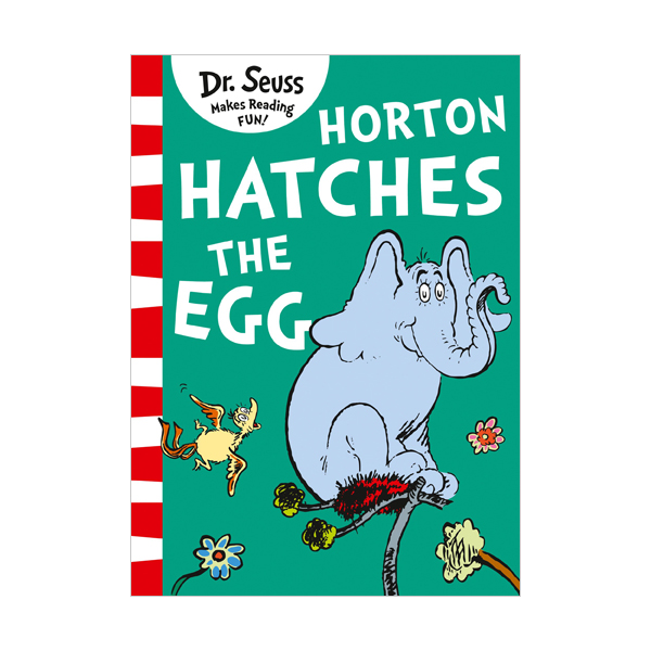 Dr. Seuss Readers : Horton Hatches the Egg (Paperback, 영국판)