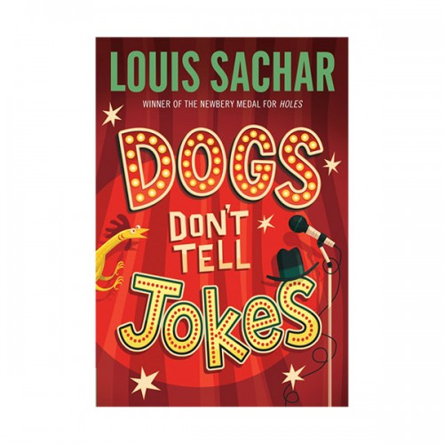 RL 3.8 : Louis Sachar : Dogs Don't Tell Jokes (Paperback)