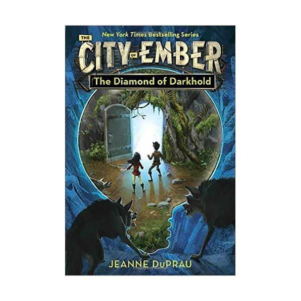 The City of Ember #03 : The Diamond of Darkhold (Paperback)