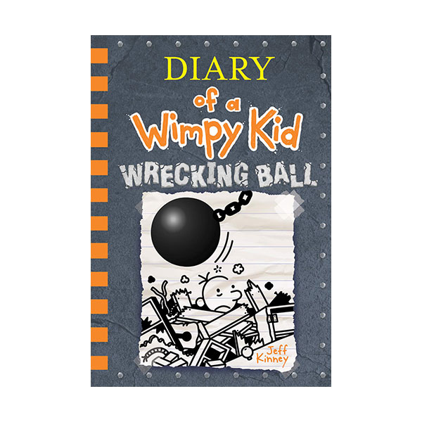 Diary of a Wimpy Kid #14 : Wrecking Ball (Hardcover, 미국판)