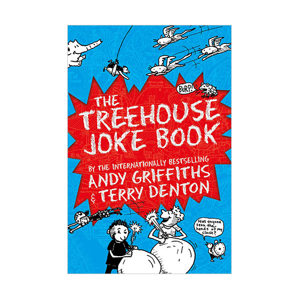 The Treehouse Joke Book (Paperback, 영국판)