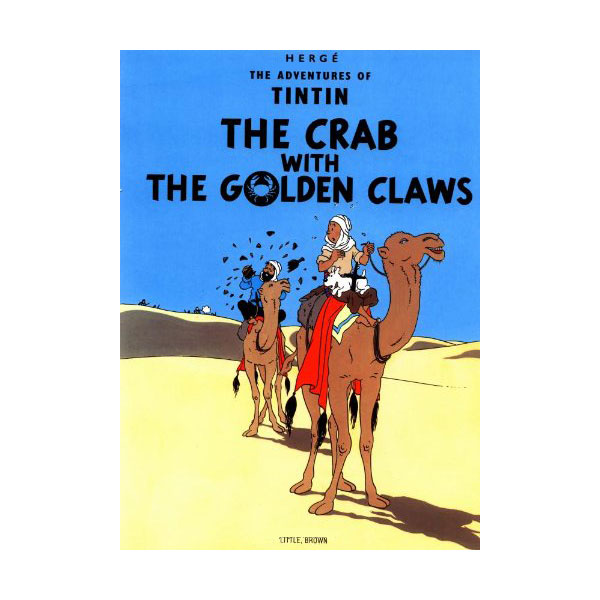 The Adventures of Tintin : The Crab with the Golden Claws (Paperback)