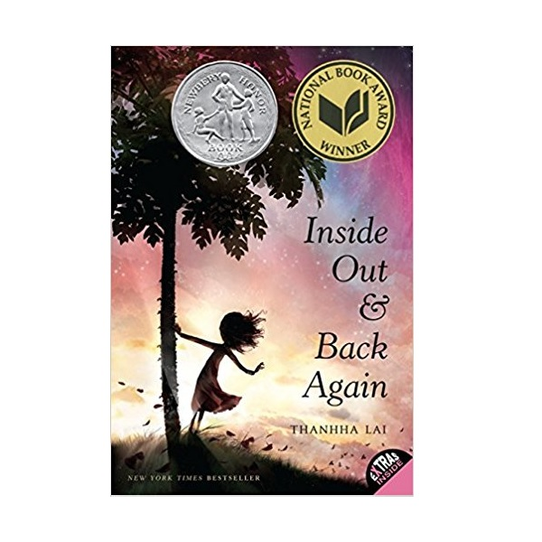 [모닝캄 2016-17] RL 4.8 : Inside Out and Back Again (Paperback, 2012 Newbery)
