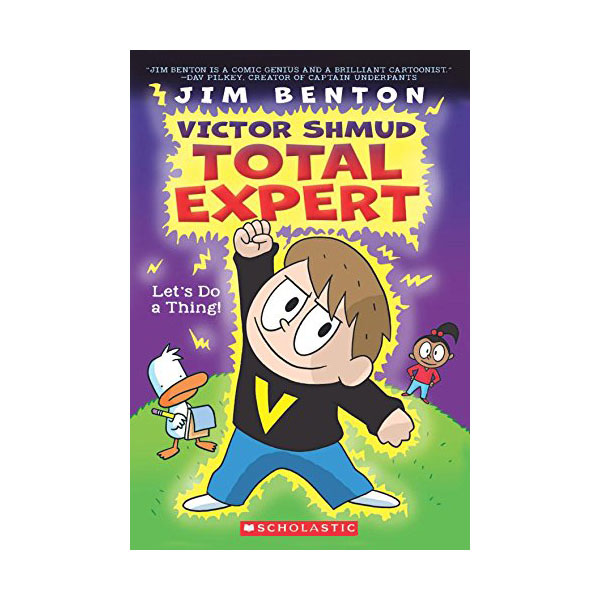 Victor Shmud, Total Expert #1 : Let's Do A Thing! (Paperback)