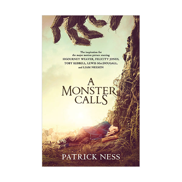 A Monster Calls (Paperback, MTI)