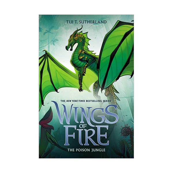 Wings of Fire #13 : The Poison Jungle (Hardcover)