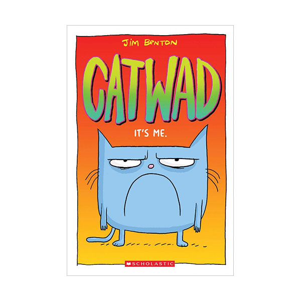 Catwad #01 : It's Me. (Paperback)