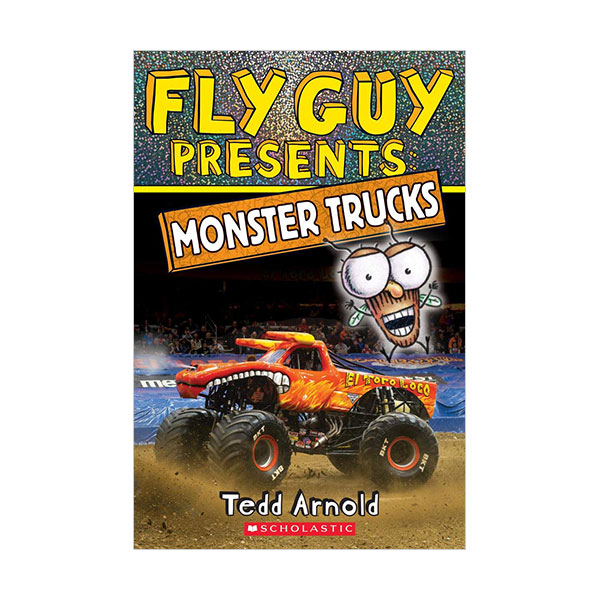 Scholastic Reader Level 2 : Fly Guy Presents : Monster Trucks (Paperback)