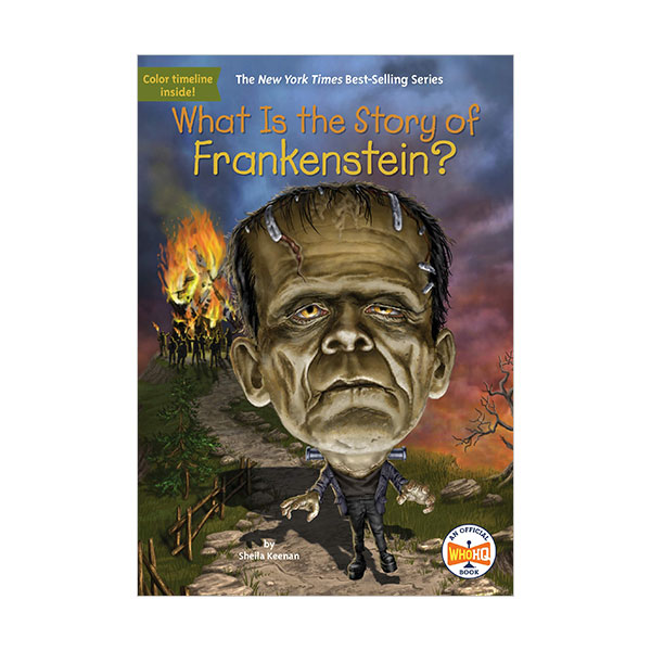 What Is the Story of Frankenstein? (Paperback)