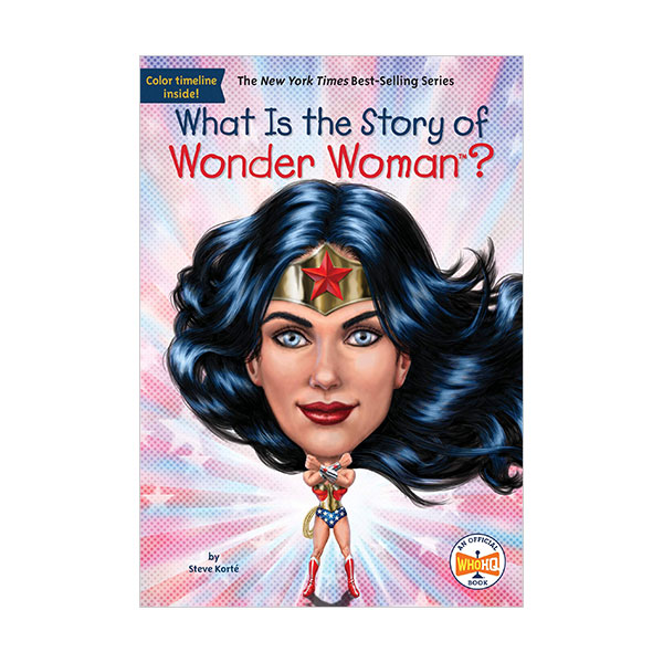 What Is the Story of Wonder Woman? (Paperback)