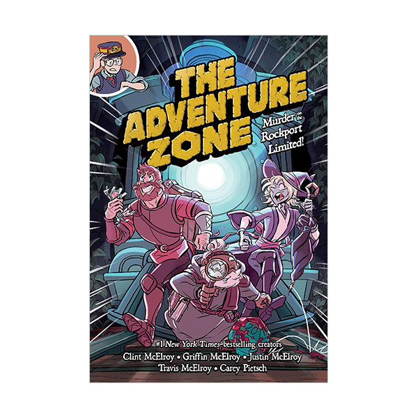 The Adventure Zone : Murder on the Rockport Limited! (Paperback)