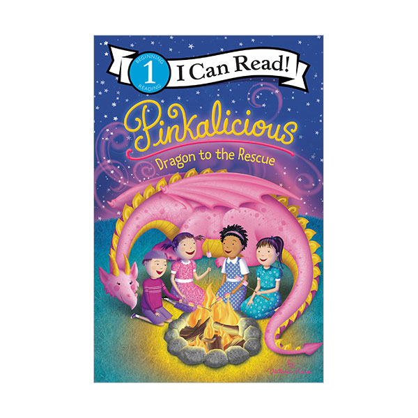 I Can Read Level 1 : Pinkalicious : Dragon to the Rescue (Paperback)
