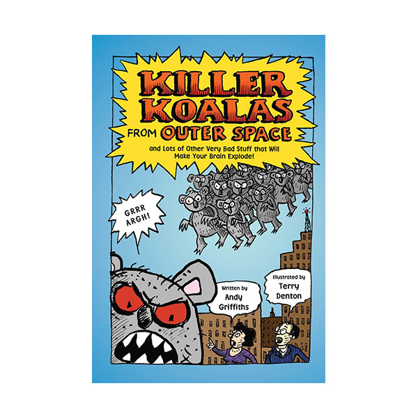 Killer Koalas from Outer Space (Paperback)