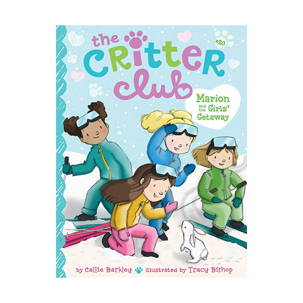 The Critter Club #20 : Marion and the Girls' Getaway (Paperback)