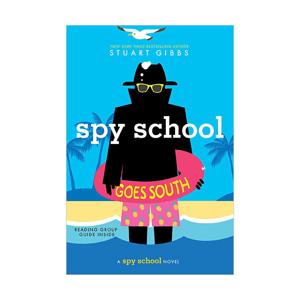 스파이 스쿨 #06 : Spy School Goes South (Paperback)
