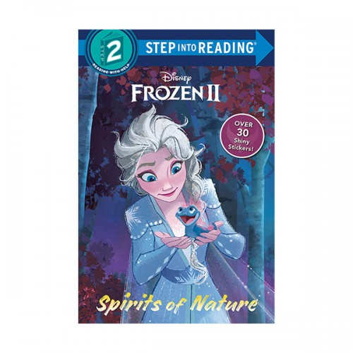 Step into Reading 2 : Disney Frozen 2 : Spirits of Nature (Paperback)