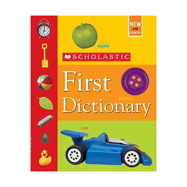 [스콜라스틱] Scholastic First Dictionary (Hardcover)