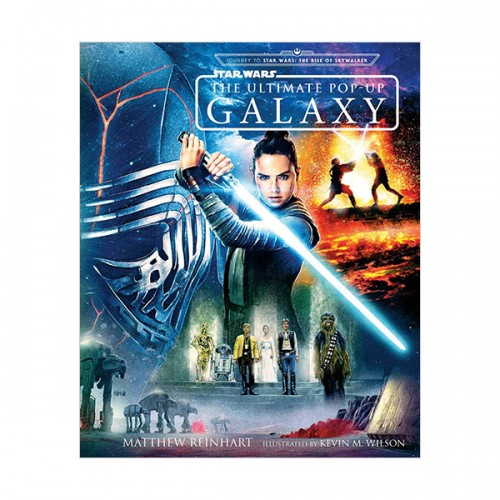 Star Wars : The Ultimate Pop-Up Galaxy (Hardcover)