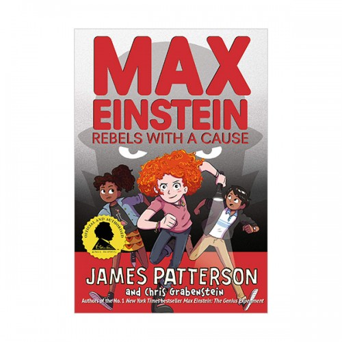 Max Einstein #02 : Rebels with a Cause (Paperback)