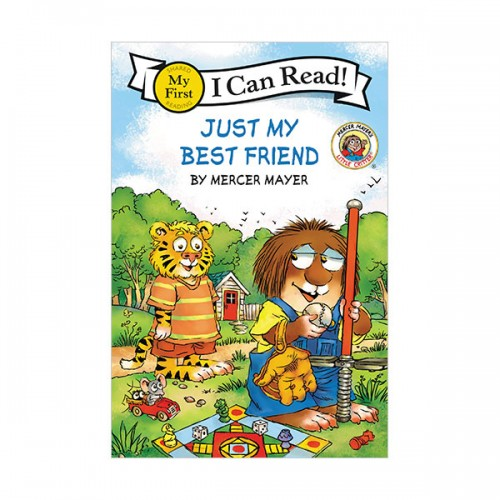 My First I Can Read Book : Little Critter : Just My Best Friend (Paperback)
